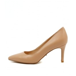 Badden Mo Dk Nude Leather by Mollini
