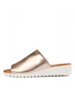 MELODIE ROSE GOLD LEATHER