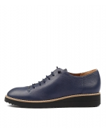 OPHIA NAVY NAVY METALLIC LEATHER