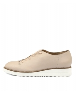 OPHIA NUDE ROSE GOLD LEATHER