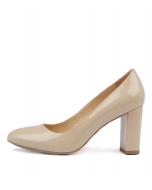 MONTREAL NUDE PATENT LEATHER