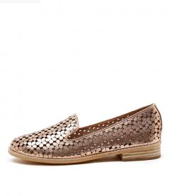 ANALISE ROSE GOLD LEATHER