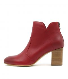UTTERLY RED LEATHER