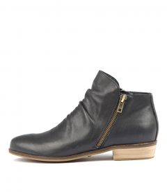 SPICES NAVY LEATHER