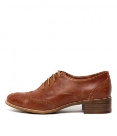 CACIE COGNAC LEATHER
