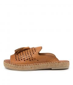 DAMARIA TAN LEATHER