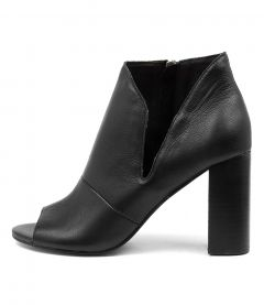 YOUNG BLACK-BLACK HEEL