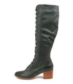 Matteo Forest Leather