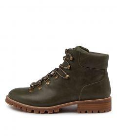 Marsha Army Leather