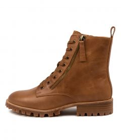 Mckee Tan Leather