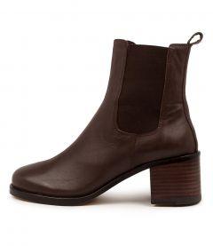 Neeny Choc Leather