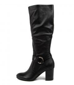 Udle Black-black Heel