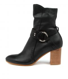 Umight Black-natural Heel