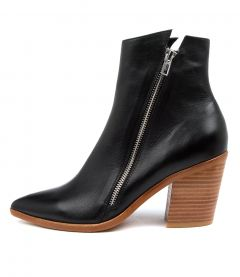 Mana Black-natural Heel