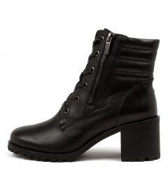 Nolt Black Leather