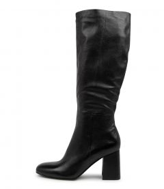 Ryan Black-black Heel