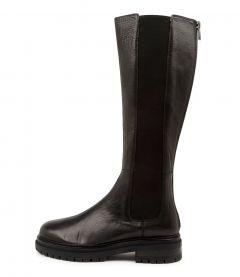 Amaze Black Leather