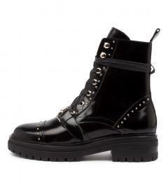 Ashbern Black Box Leather