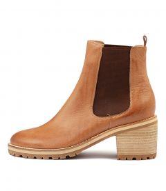 Biski Dk Tan Leather