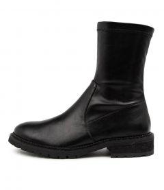 Royally Black-black Heel
