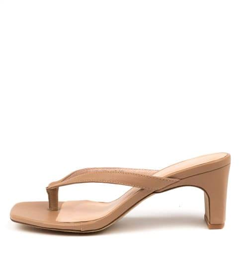 ALMOST DK NUDE LEATHER by MIDAS - at Midas