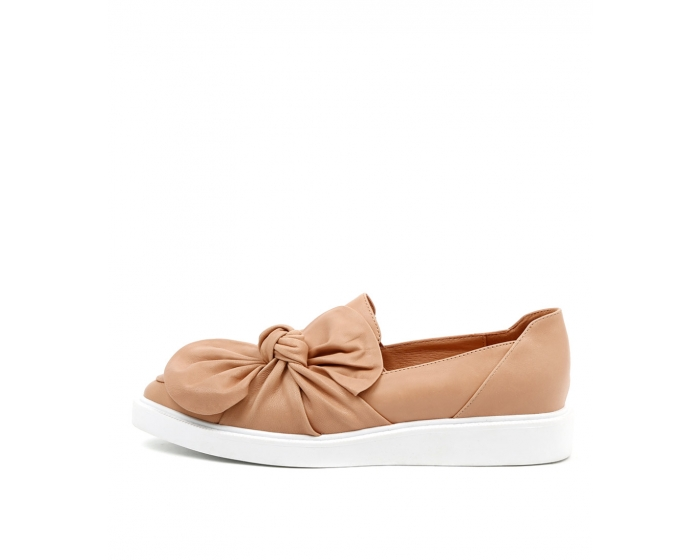 Prizing Dk Nude Leather by Midas