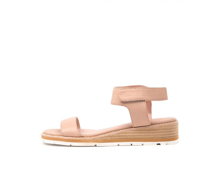 CHARIOT MI DK NUDE LEATHER