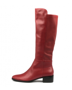 TATALEY DK RED LEATHER