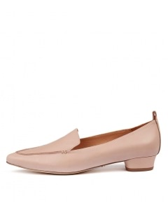 SHANICE PALE PINK LEATHER