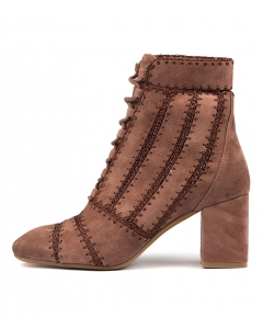 STITCHDOWN WARM ROSE SUEDE