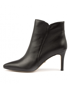 BAMBINA BLACK LEATHER