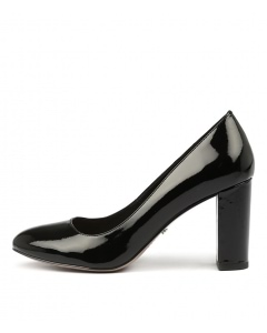 MONTREAL BLACK PATENT LEATHER