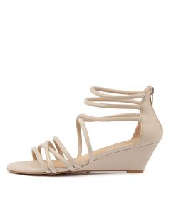 MACEO NUDE LEATHER