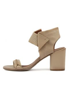NANSEL NUDE LEATHER