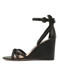 EMORIE BLACK BLACK HEEL LEATHER