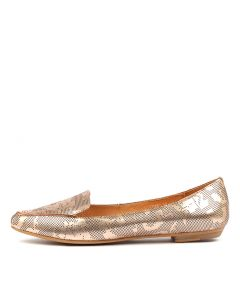 GIMME ROSE GOLD LEATHER
