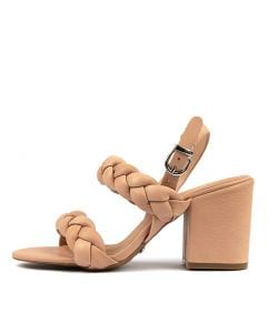 TINESH DK NUDE LEATHER