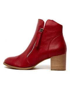 BELLISSIMO RED LEATHER