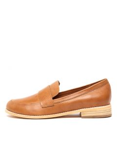 AQUEEN TAN LEATHER