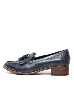 CALAH NAVY LEATHER