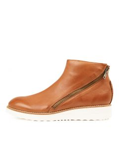 OWHAT COGNAC LEATHER
