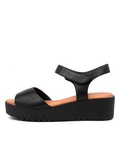 OBIS BLACK-BLACK SOLE
