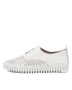 HUSSTAR WHITE-WHITE SOLE