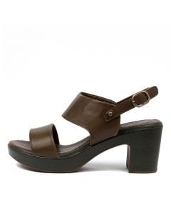 NORAH KHAKI LEATHER