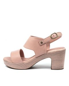 NORAH NUDE LEATHER