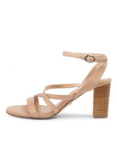 GEORGETTE NUDE LEATHER
