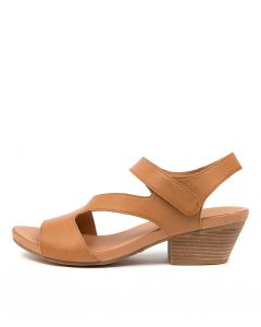 CANDY DK TAN LEATHER