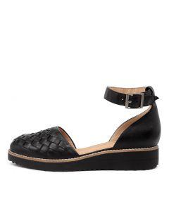 OKER BLACK-BLACK SOLE