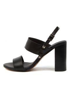 YUMMI BLACK-BLACK HEEL